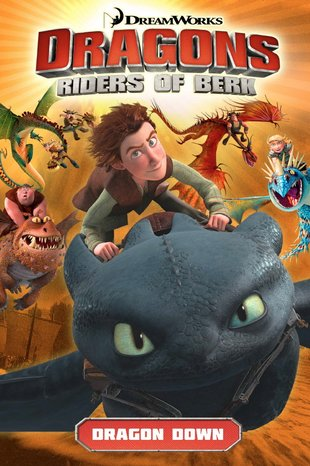 Dreamworks Dragons: Riders of Berk - Dragon Down