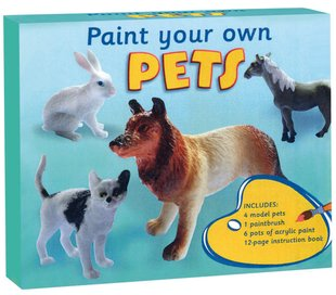 Paint Your Own Pets