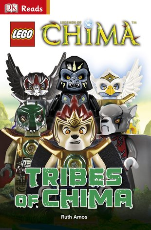 LEGO® Legends of Chima™: Tribes of Chima