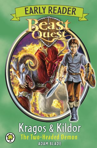 Beast Quest: Kragos and Kildor Early Reader