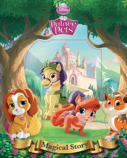 Disney Palace Pets: Magical Story