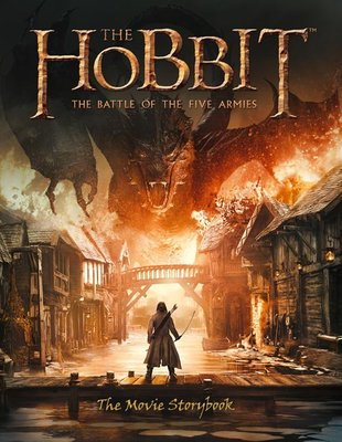 The Hobbit: The Battle of the Five Armies Movie Storybook
