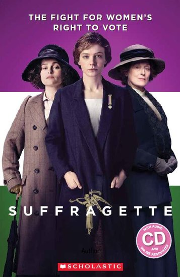 Suffragette (Book and CD)