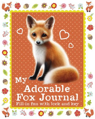 My Adorable Fox Journal