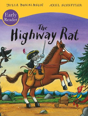 The Highway Rat (Early Reader)