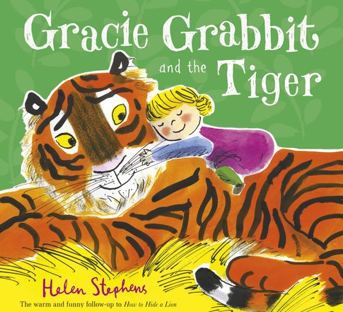 Gracie Grabbit and the Tiger (Hardback)