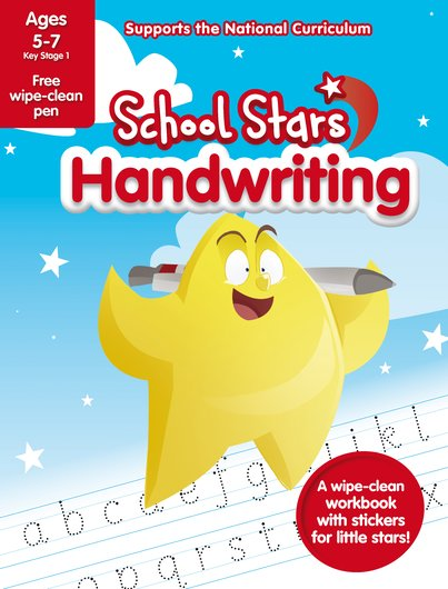 Handwriting (Ages 5-7)