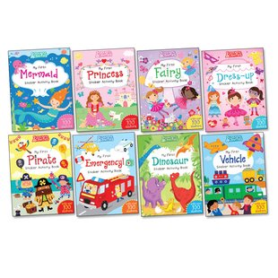 Scholastic Activities Pack x 8