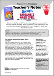 Gargamel's Magic Spell - Teacher's Notes (17 pages)