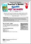Meet the Smurfs - Teacher's Notes (13 pages)