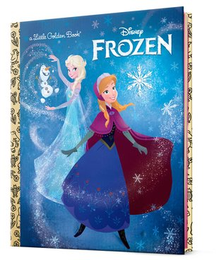 Little Golden Book: Disney Frozen