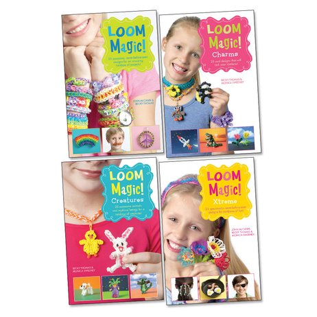 Loom Magic! Pack x 4