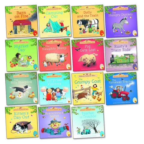 Farmyard Tales Pack x 15