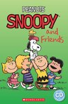 Peanuts: Snoopy and Friends (Book and CD)