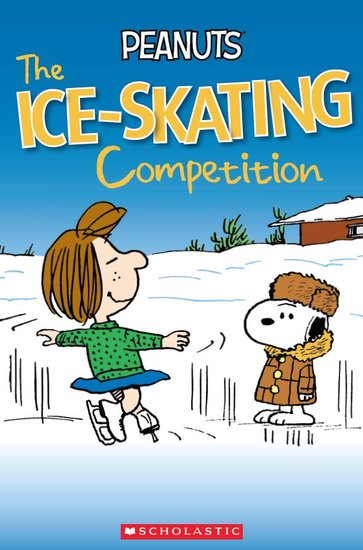 Peanuts:The Ice-skating Competition (Book only)