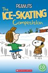 Peanuts: The Ice-skating Competition (Book and CD)