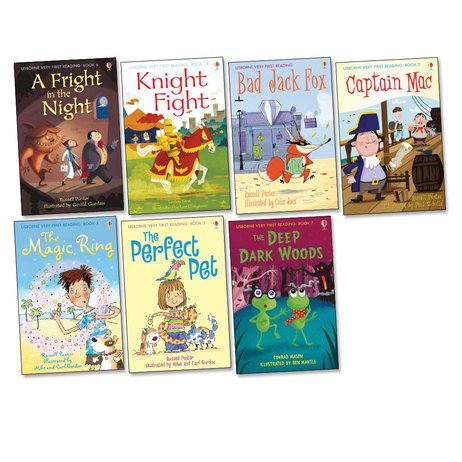 Usborne Very First Reading Pack