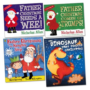 Funny Christmas Picture Book Pack