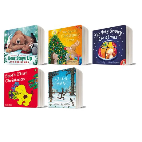 Christmas Board Book Pack