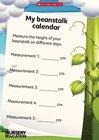 My beanstalk calendar