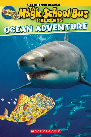 The Magic School Bus Presents - Ocean Adventure