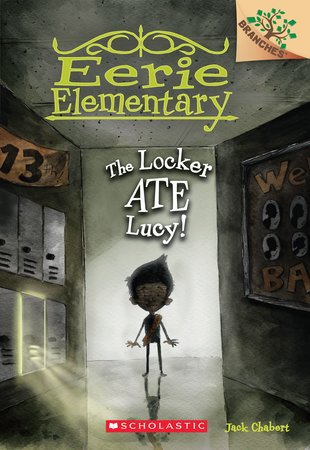 Eerie Elementary: The Locker Ate Lucy!