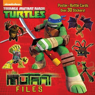 Teenage Mutant Ninja Turtles: The Mutant Files