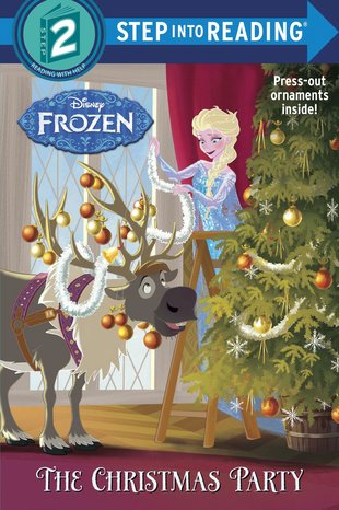 Step into Reading: Disney Frozen - The Christmas Party