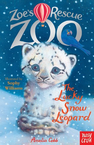 The Lucky Snow Leopard