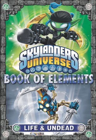 Skylanders Universe: Book of Elements - Life and Undead