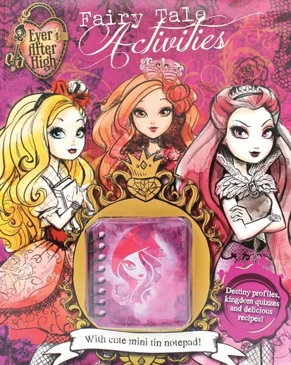 Ever After High: Fairy Tale Activities