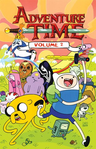 Adventure Time: Volume 2