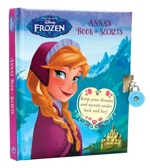 Disney Frozen: Anna's Book of Secrets