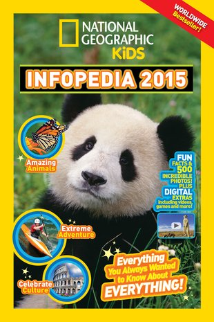 National Geographic Kids: Infopedia 2015