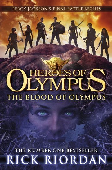Heroes of Olympus: The Blood of Olympus