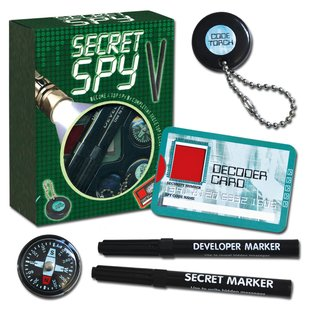 Secret Spy Kit