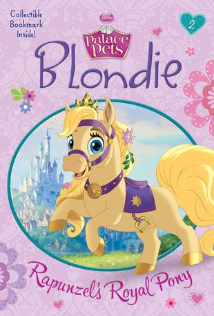 Disney Palace Pets: Blondie - Rapunzel's Royal Pony