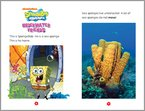 SpongeBob Squarepants: Underwater Friends - Sample Page (1 page)