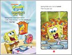 SpongeBob's New Toy - Sample Page (1 page)