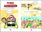 Mr Bean: A Day at the Beach - Sample Page (1 page)