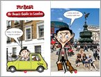 Mr Bean's Guide to London - Sample Page (1 page)