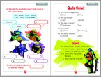 Meet the Turtles - Sample Activity (1 page)