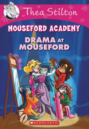 Thea Stilton: Mouseford Academy Pair