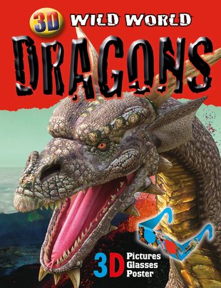3D Wild World: Dragons