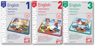 AE Publications English Semantics books