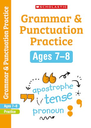 Grammar and Punctuation Workbook (Year 3)