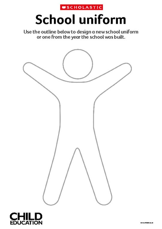 thesis statement against school uniforms