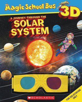 Magic School Bus 3D: A Journey Through the Solar System