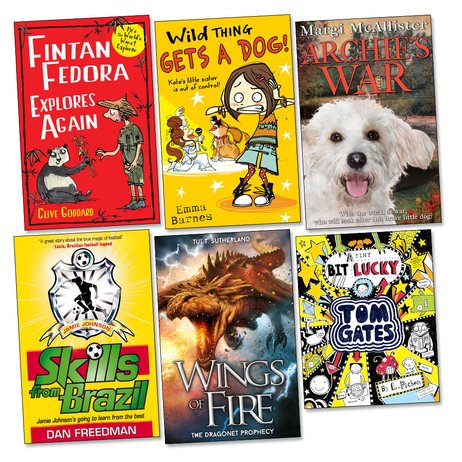 Scholastic New Titles Pack: Ages 9-11