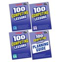 100 Computing Lessons Set x 4